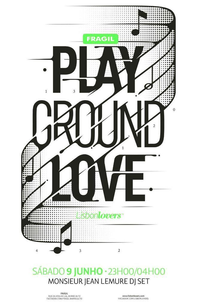 """Playground love"" fr...@酸梅干超人采集到排版(303图)_花瓣"