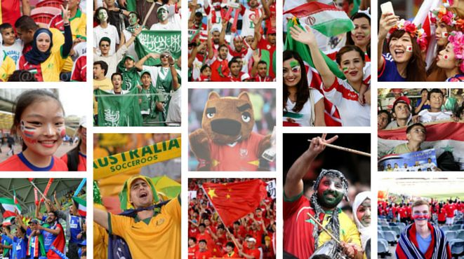 Asian Cup one for the true believers