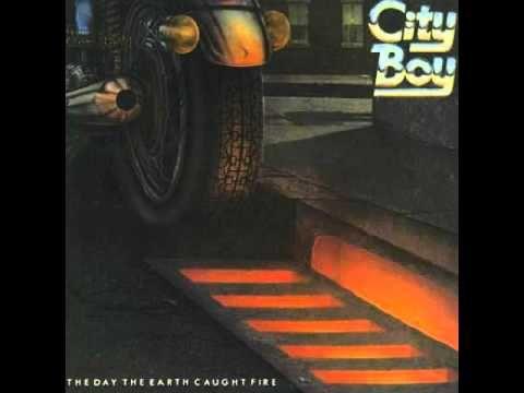 City Boy I've Been Spun - Goodbye Blue Monday