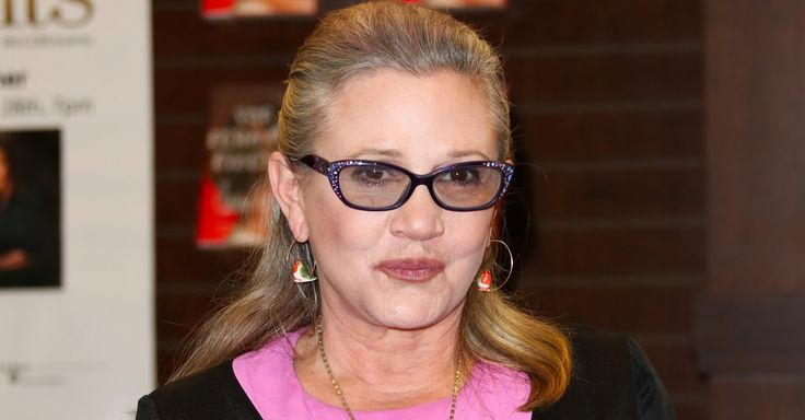 Carrie Fisher Dies at Age 60