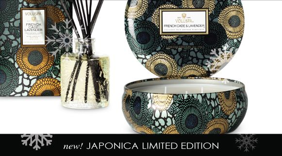 VOLUSPA – Luxury Candles and Home Fragrance