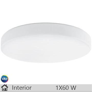 Plafoniera LED iluminat decorativ interior Eglo, gama Beramo, model 93584