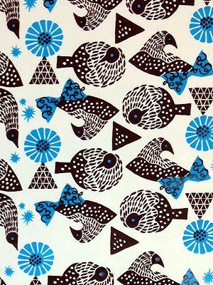 トリパシー【textile design makumo】