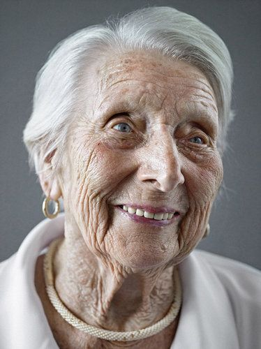 6 | Happy At 100: Exquisite Portraits Of Centenarians | Co.Design: business + innovation + design