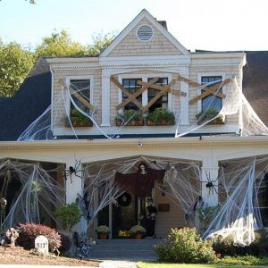 Halloween Decorations For Outside Home