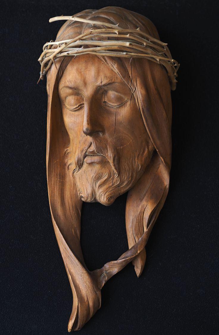 Hlava Krista (Head of Christ), počátek 20. století