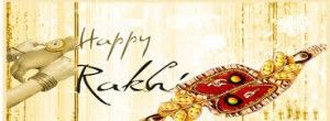 Happy Rakhi Timeline Covers with best Raksha Bandhan quotes and Wallpapers