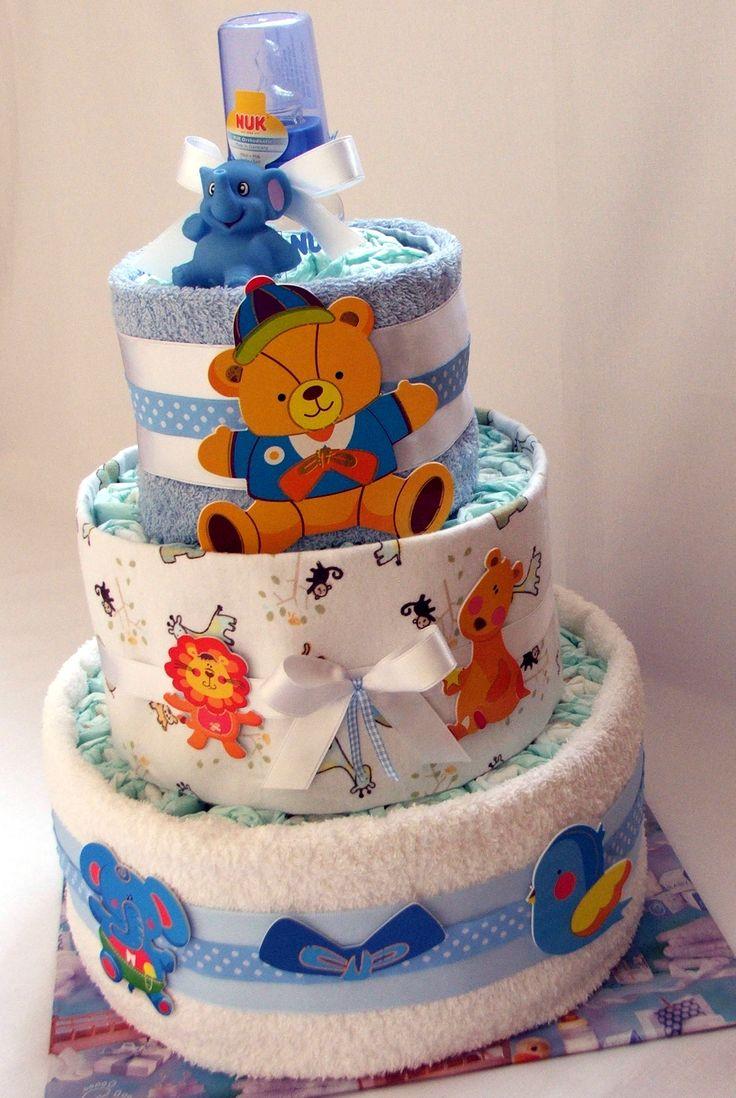 Plienková torta Zvieratková