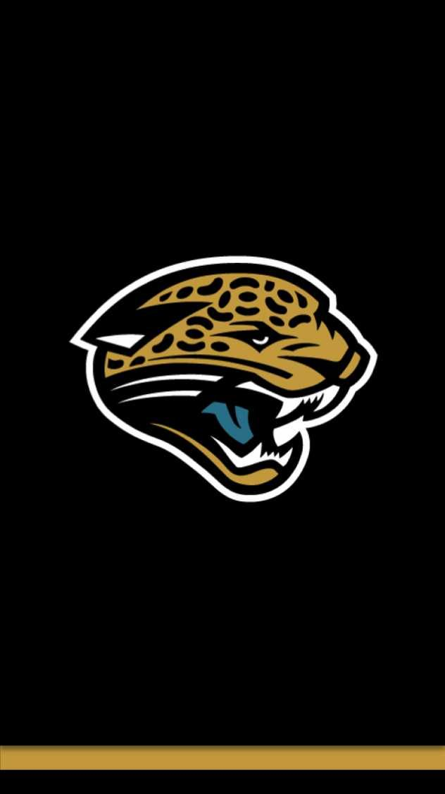 I Made Phone Wallpapers Based On The Jerseys Of Every Nfl Team With Throwbacks As An Added Bonus Nfl Teams Nfl Jacksonville Jaguars Logo