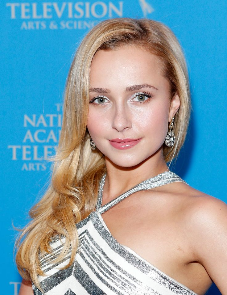 Hayden Panettiere - Celebs at the Sports Emmy Awards Reception