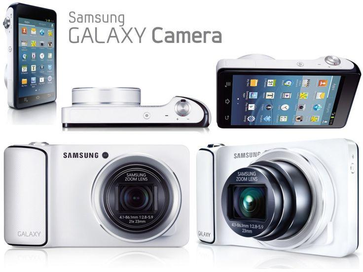 #Samaung #Galaxy EK-GC100 16.3 Megapixel Compact #Camera - Wi-Fi #Android 4.1 OS http://bigdealinc.com/