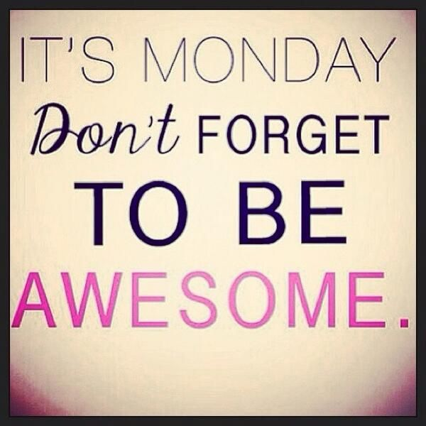 Monday Mantra! #monday #quote #quotes