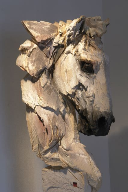 More equine art inspirations gallery - Video de sculpture sur bois ...