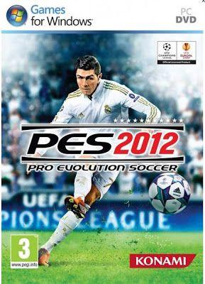 Pro Evolution Soccer 2012 Full Game