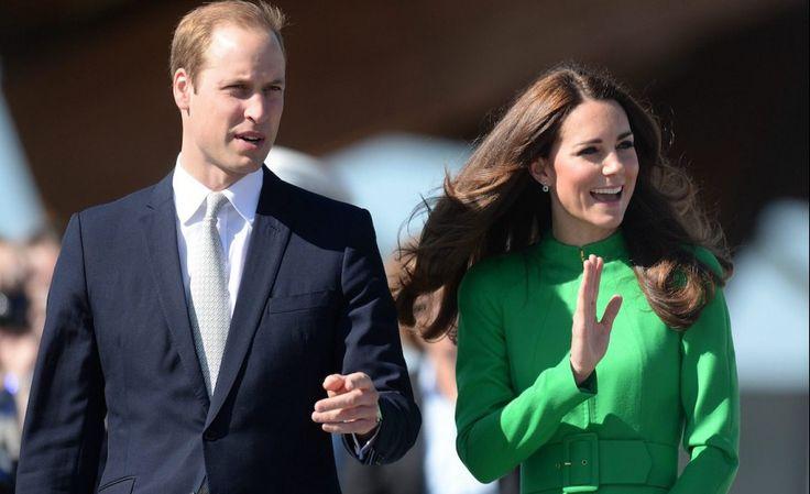 Prins William praat met kinderen over het overlijden van Diana | Beau Monde