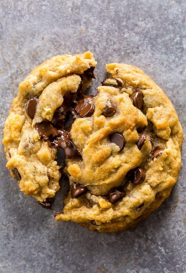 The Most Wonderful Vegan Chocolate Chip Cookies Ever Recipe
