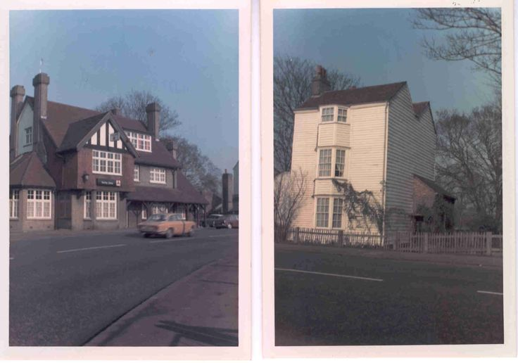 1972 Surrey Arms and Whitehouse (NT).