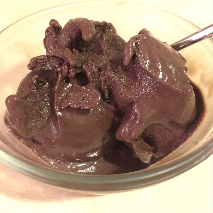 High Protien Chocolate Ice Cream