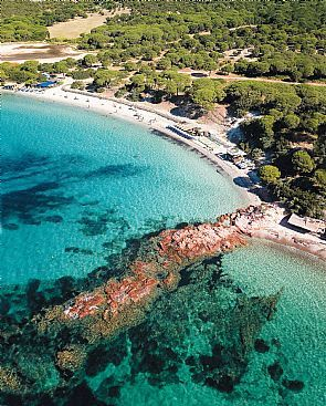 Plages de Palombaggia, Porto Vecchio, Corse! Can't believe I've actually been here :)