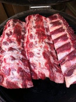 How to Barbecue Beef Ribs on the Grill