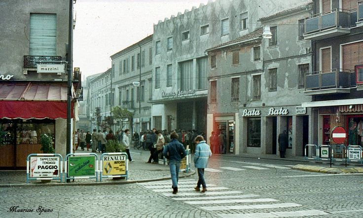 """Cinema Massimo"" Adria, 1982"
