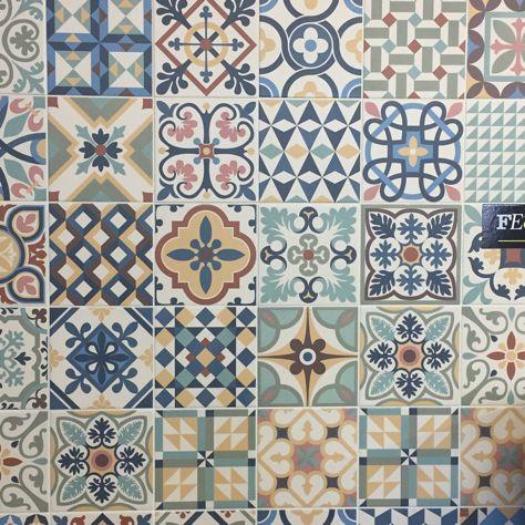 Heritage mix porcelain tile available @ waterhouse tiles Dublin