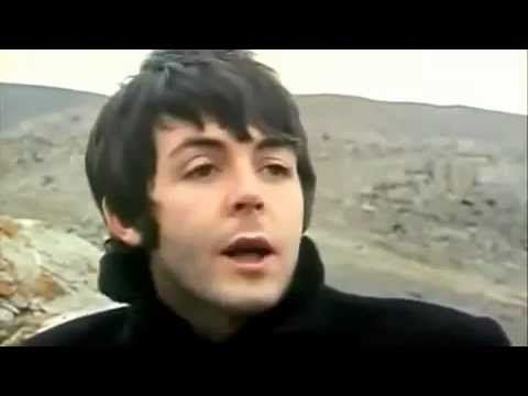 "▶ The Beatles - ""The Fool On The Hill"" - A beautiful Paul McCartney song from the 1967 'Magical Mystery Tour' album"