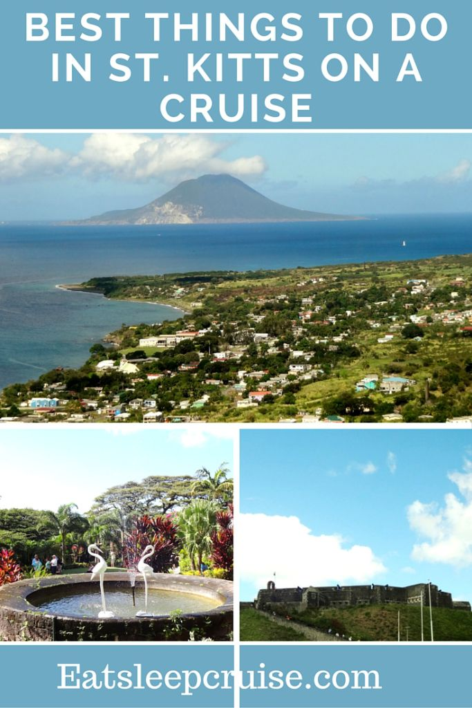 5 Best Things to Do in St. Kitts on a Cruise