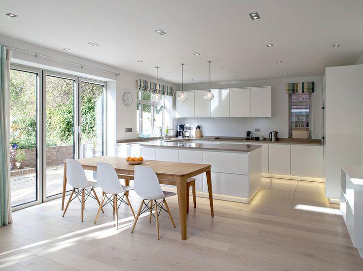 Kitchen ideas; open plan