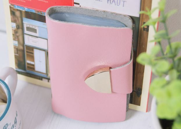 real cowhide leather card holder, lovely to have one :) AU$ 16.31