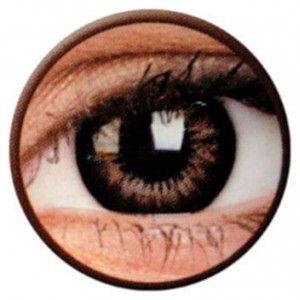 Lentile de contact colorate caprui Big Eyes Sweet Honey - http://lensa.ro/lentile-contact-colorate/big-eyes/sweet-honey