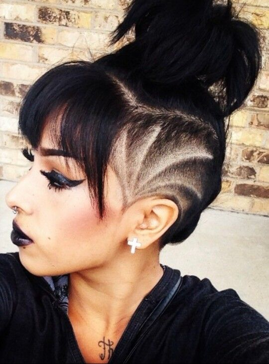 great short haircuts 25 best ideas about side undercut on 1271 | 781be1271b80cf98f2a78f0bc51dcbc4