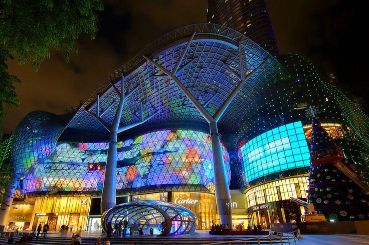Tripify Com Singapore Travel Singapore Architecture Orchard Singapore