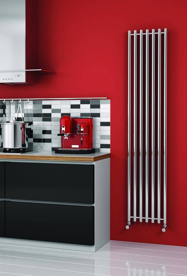 Stunning, Stainless Steel Tubular Radiator - brings a touch of class to any room. What do you think ? See more at https://www.facebook.com/tosoradiators