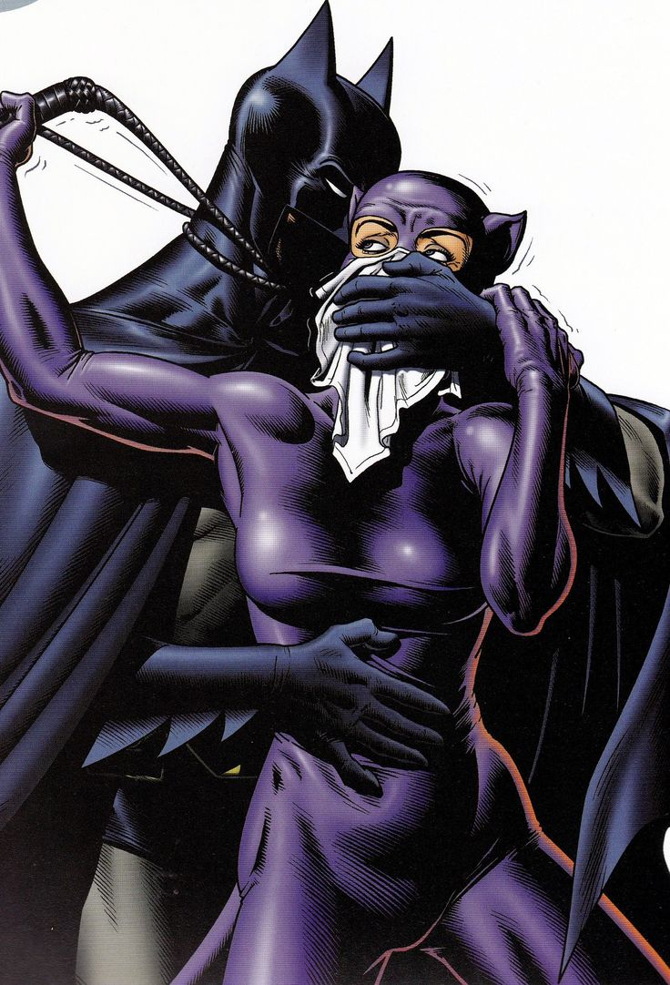 catwoman and the joker relationship