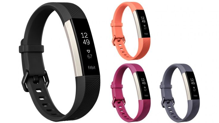 Fitbit Alta HR Fitness Tracker - Fitbit, Fitness Trackers & Pedometers - Fitness & Tracking Devices - Connected Fitness & Health | Harvey Norman Australia