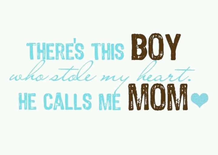 i love my son quotes for facebook | Love my boys! /