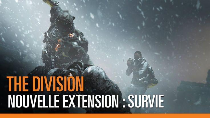 #Ubisoft France #Video ❤ Tom Clancy's #TheDivision : Extension II - #Survie ➡ http://petitbuzz.com/jeux-video/tom-clancys-the-division-extension-ii-survie/