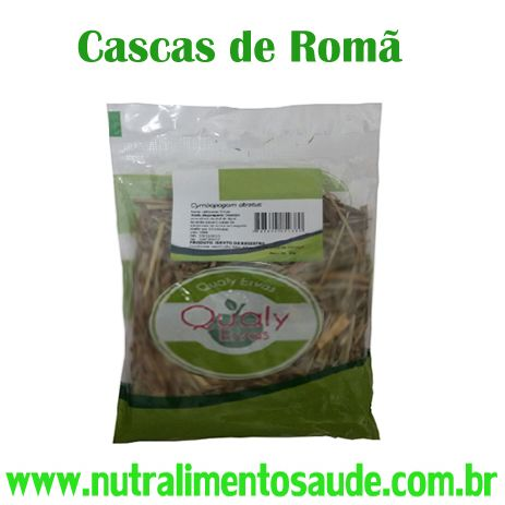 Chá das cascas de Romã