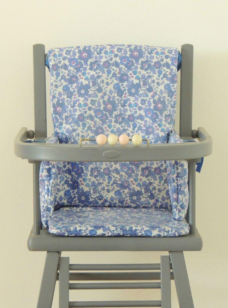1000 id es sur le th me coussin chaise haute sur pinterest for Chaise haute 0