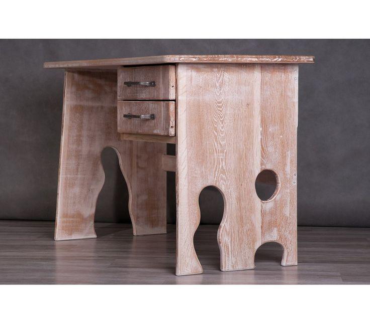 """""""Izland"""" rusztikus íróasztal"""