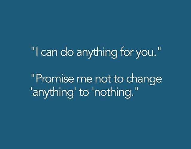 Changed..he said..u mean nothing to me..once..she was his everything..