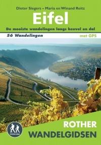 Wandelroutes: Rother wandelgids Eifel   Dieter Siegers, Maria en Winand Reitz I 9789038921136   Uitgeverij Elmar