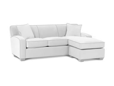 Rowe Living Room Horizon Chaise Ottoman At Bostic Sugg Furniture In Greenville NC