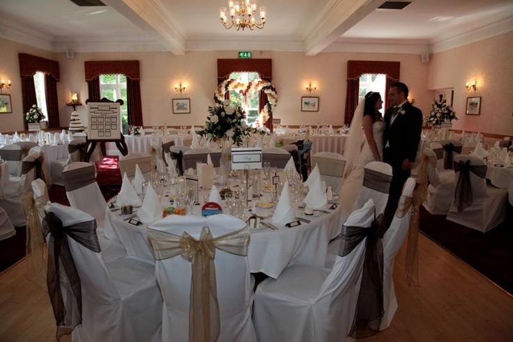 Love the matching place cards, menus, table names, table plan ties the whole thing together!