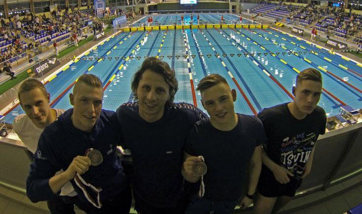 Zimowe Mistrzostwa Polski Seniorów i Młodzieżowców w Pływaniu 2014 [ZDJĘCIA]