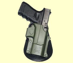Fobus Holster for Glock 17/19 - GL-2 (OD Green)