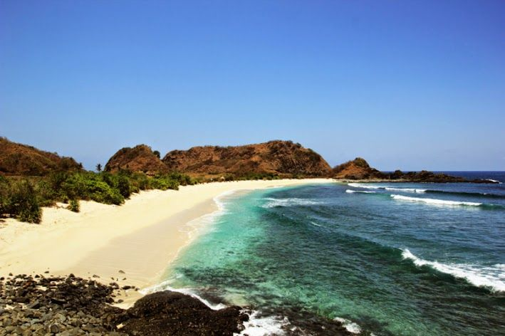 Hayati Blogs: Semeti Beach Lombok