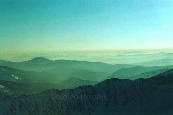 At a height photography mountains photo by LoveBeadJewerly on Etsy