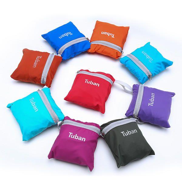 Lightweight Waterproof Foldable Backpack Outdoor Hiking Sports Bags Handbag Clut - US$8.00